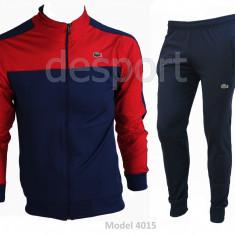 Trening barbati Lacoste - Bluza si pantaloni conici - Model NOU - Pret Special -, Marime: S, M, XXL, Culoare: Din imagine