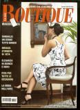 Revista moda BOUTIQUE - mai 2006, completa,  cu insert