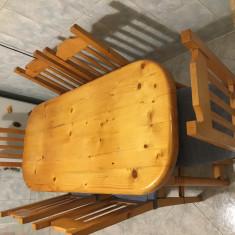 Masa +6 scaune bucatarie - Masa bucatarie