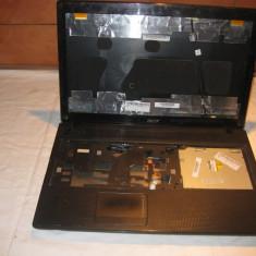 Carcasa complet laptop ACER ASPIRE 5552, stare buna, ceva semne de utilizare - Carcasa laptop