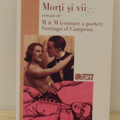 STEFAN CARAMAN -MORTI SI VII... - Carte Teatru