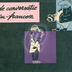 Ghid de conversatie roman-francez (1964)
