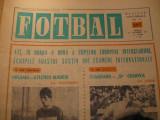 Revista FOTBAL (nr.387, 24 octombrie 1973), Dinamo-Atletico Madrid, U Craiova-St