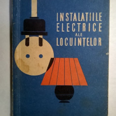 E. A. Kaminski - Instalatiile electrice ale locuintelor