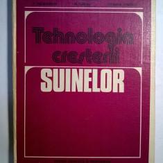 Gh. Taraboanta, s.a. - Tehnologia cresterii suinelor