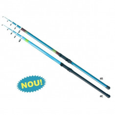 Lanseta Baracuda fibra sticla 4m