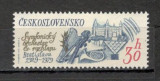Cehoslovacia.1979 50 ani Orchestra Simfonica Radio Bratislava  CC.456, Nestampilat