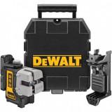 Laser multilinie cu 3 raze (orizontala, verticala si laterala) DeWalt DW089K, 2, sub 1mW