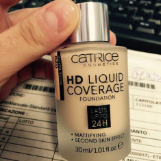 Fond de ten Catrice HD Liquid Coverage 30 ml