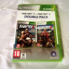 Far Cry 3 + Far cry 4, XBOX360, alte sute de jocuri - Jocuri Xbox 360, Shooting, 18+, Single player
