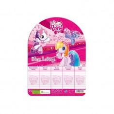 Orar scoala My Little Pony (Hasbro)