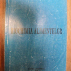 BIOCHIMIA ALIMENTELOR de ELENA LUCICA NEGUT, 2000 - Carte Chimie