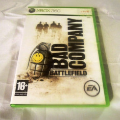 Joc Battlefield Bad Company, XBOX360, original, alte sute de jocuri! - Jocuri Xbox 360, Shooting, 18+, Single player