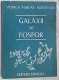 VIORICA FARCAS MUNTEANU-GALAXII DE FOSFOR (VERSURI 1989/coperta TUDOR JEBELEANU)