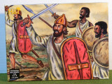 Set 16 Soldati - Carthaginian light infantry - HAT  scara 1:32