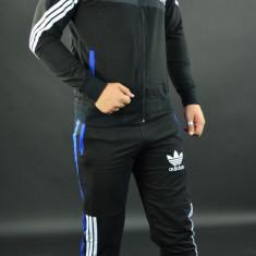 Trening ADIDAS barbati BUMBAC ultimul model aparut 2017 primavara toamna - Trening barbati Adidas, Marime: S, M, L, XL, XXL, Culoare: Din imagine