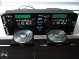 cd profesional GEMINI CD - 240,dublu cu bloc optic KSS  ORIGINAL.