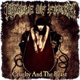 Cradle Of Filth Cruelity The Beast reissue (cd)