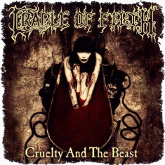 Cradle Of Filth Cruelity The Beast reissue (cd) - Muzica Rock