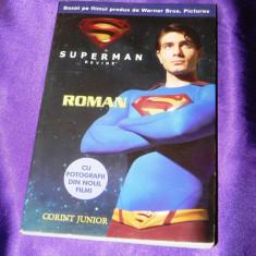 Superman revine romanul dupa film - Louise Simonson (f3098 - Carte SF