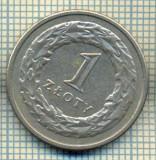 8762 MONEDA- POLONIA - 1 ZLOTY -anul 1995 -starea ce se vede