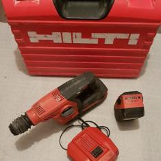 Rotopercutor HILTI TE 30-A36 AVR la cutie, 2 Acumulatori