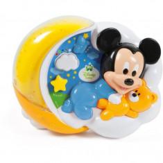 Proiector muzical Mickey Mouse Clementoni