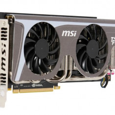 Placa video gaming MSI GTX 570 1.280 GB 320biti Dual-DVI, HDMI - Placa video PC Msi, PCI Express, 1 GB, nVidia