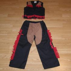 Costum carnaval serbare serif pentru copii de 5-6 ani, Marime: Masura unica, Culoare: Din imagine