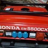 Generator curent honda nou original japan 5.5