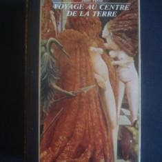 JULES VERNE - VOYAGE AU CENTRE DE LA TERRE - Roman