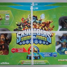 Pachet Joc + Figurine Skylanders Swap Force original sigilat Nintendo Wii U - Jocuri WII U, Role playing, 3+, Multiplayer