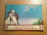 LA VIE DES ENFANTS COREENS DANS LA REPUBLIQUE POPULAIRE ROUMAINE - Album