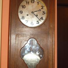 Ceas de perete cu pendul - Junghans - Pendula