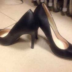 Pantofi - Pantof dama H&m, Culoare: Negru, Marime: 36