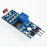 Modul cu fotorezistor senzor de lumina rezistiv Arduino / PIC / AVR/ raspberry