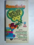 Dem Popescu - Romania harta autoturistica