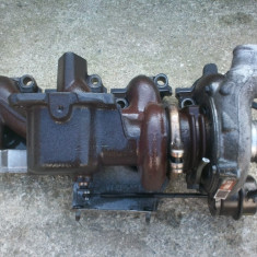 Turbina ( turbo ) Ford Mondeo Mk3 2000 TDDI anii 2001 - 2007, MONDEO III (B5Y) - [2000 - 2007]