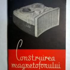 T. M. Bajenescu - Construirea magnetofonului