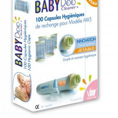 Rezerve igienice pentru aspiratorele nazale BabyDoo MX Visiomed - Aspirator nazal copii