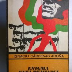 Ignacio Cardenas Acuna - Enigma unei duminici - Carte politiste
