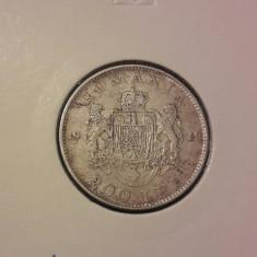 200 lei 1942 Lacrima - Moneda Romania