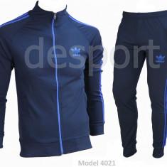 Trening barbati ADIDAS - Modele Noi 2017 - Bluza si pantalni conici Pret special, Marime: S, M, L, XL, XXL, Culoare: Din imagine