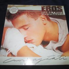Eros Ramazzotti - Cuori Agitati _ vinyl, LP, (Ariola)Germania - Muzica Pop ariola, VINIL