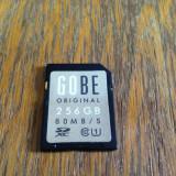 Card memorie Gobe SDXC 256Gb NOU