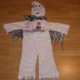 Costum carnaval serbare fantoma pentru copii de 2-3 ani, Marime: Masura unica, Culoare: Din imagine