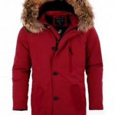 Geaca Barbati Zara Imblanita Model SlimFIt Cod Produs D721, Marime: L, XL, XXL, Culoare: Din imagine, Piele