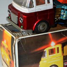 Jucarie veche de colectie DUMP TRUCK - defecta, anii '80