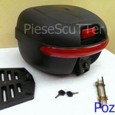 Topcase - Portbagaj Moto - Scuter - ATV ( Mic ) - Top case - cutii Moto