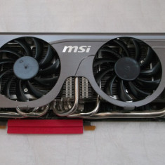 Msi GTX580 Twin Frozr GAming 1536 ddr5 / 384 bits DX11 Hdmi - Placa video PC Msi, PCI Express, 1.5 GB, nVidia